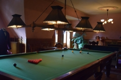 billiards. not pool.