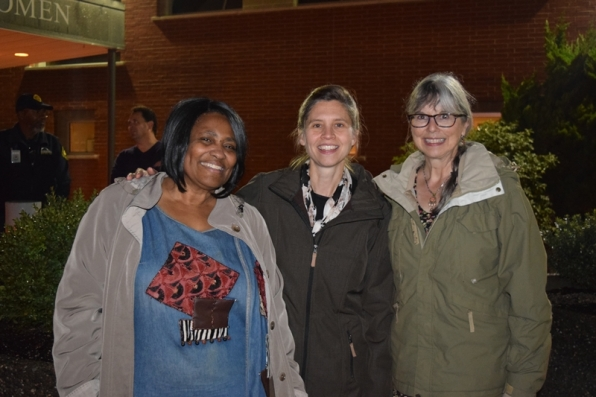 Debby Bass, Debbie Gingerich, and Deby Berkimer