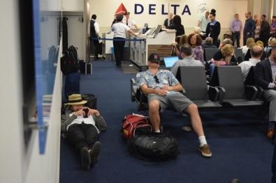 delays...